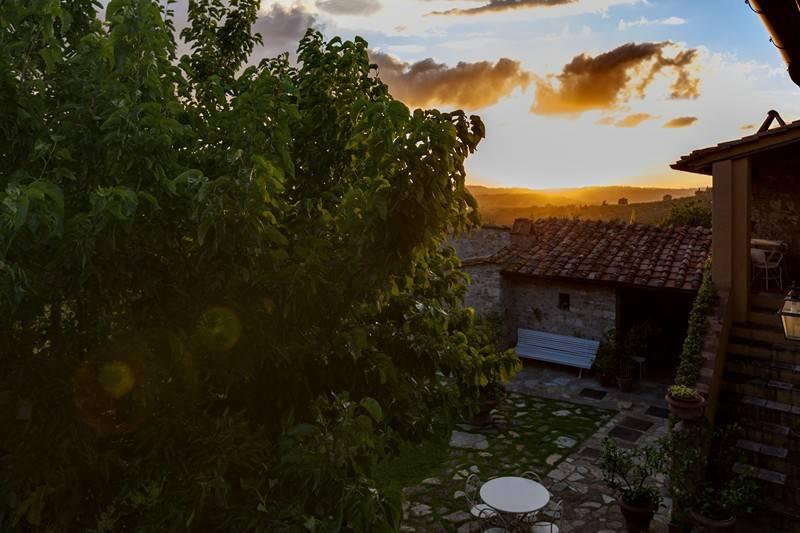 Panorama: Villa, San Donato In Poggio, Tavarnelle Val Di Pesa, in ottime condizioni