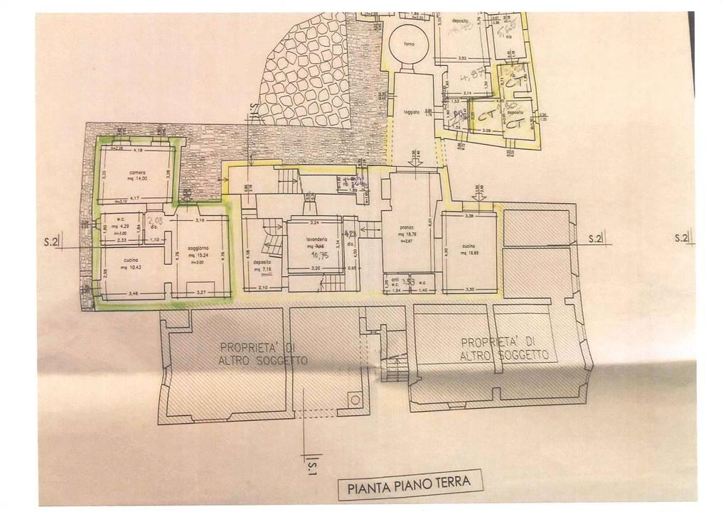 Planimetria: Villa, San Donato In Poggio, Tavarnelle Val Di Pesa, in ottime condizioni