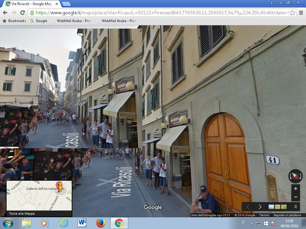 Attività / Licenza in affitto a Firenze, 4 locali, zona Località: DUOMO, prezzo € 8.000 | Cambio Casa.it