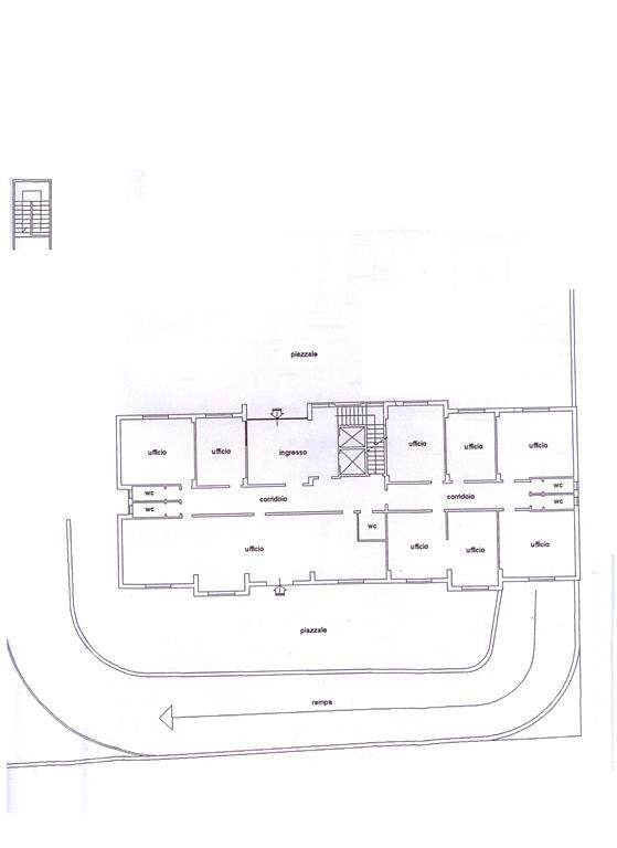 Palazzo / Stabile in affitto a Firenze, 9999 locali, zona Zona: 7 . Pisana, Soffiano, Trattative riservate | Cambio Casa.it