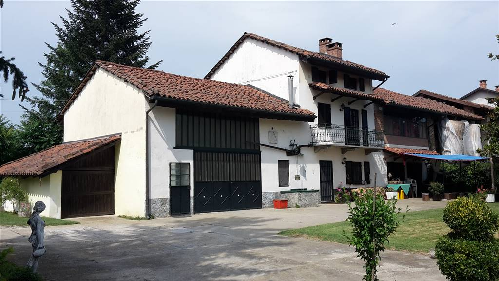 Rustico-casale Vendita Villanova D'Asti