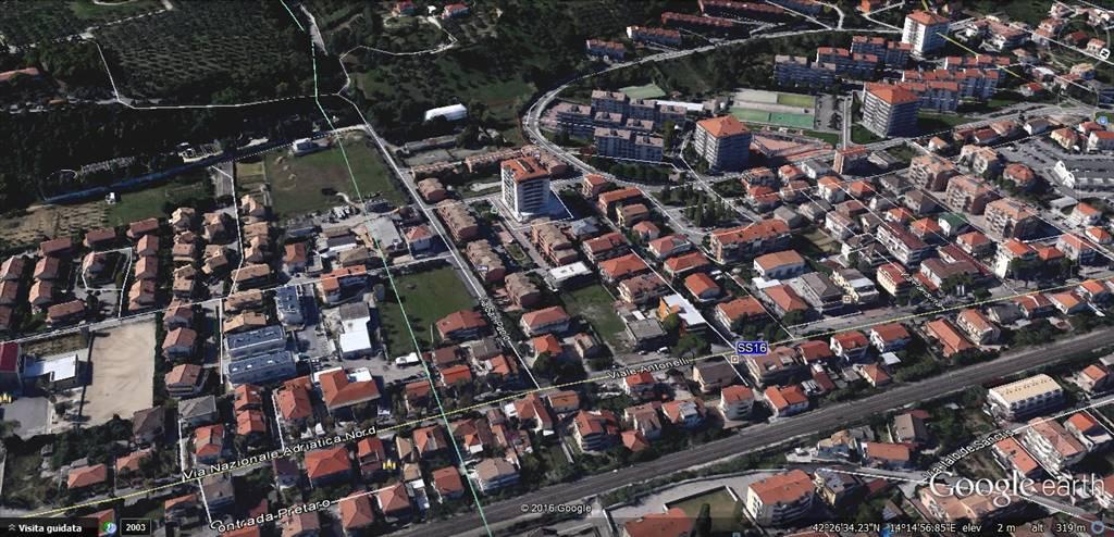 Terreno Edificabile Residenziale in vendita a Pescara, 9999 locali, prezzo € 100.000 | Cambio Casa.it