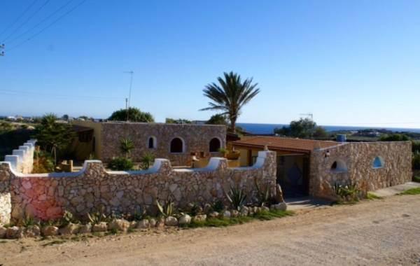 Villa-Villetta  in Affitto a Lampedusa E Linosa
