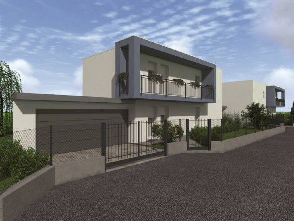 Villa in vendita a Morazzone, 4 locali, prezzo € 350.000 | Cambio Casa.it