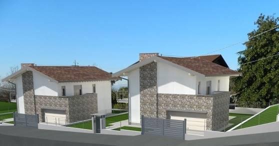 Villa in vendita a Luvinate, 4 locali, prezzo € 467.000 | Cambio Casa.it