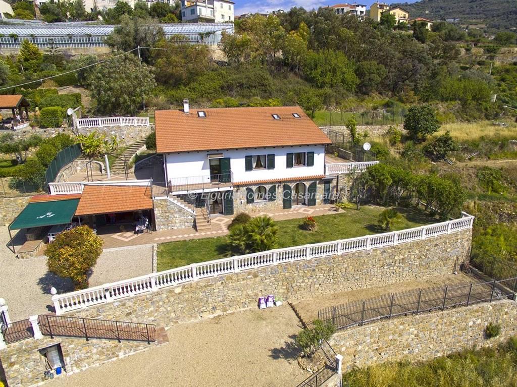 Villa in vendita a Pompeiana, 12 locali, Trattative riservate | Cambio Casa.it