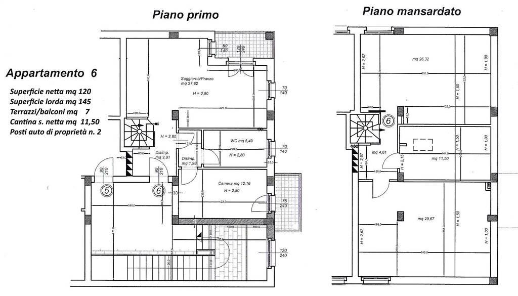 Appartamento in vendita a Santo Stefano di Magra, 5 locali, zona Località: SANTO STEFANO, prezzo € 250.000 | Cambio Casa.it