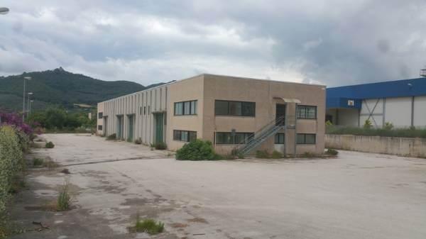 Capannone in vendita a San Cipriano Picentino, 5 locali, zona Zona: Campigliano, prezzo € 800.000 | Cambio Casa.it
