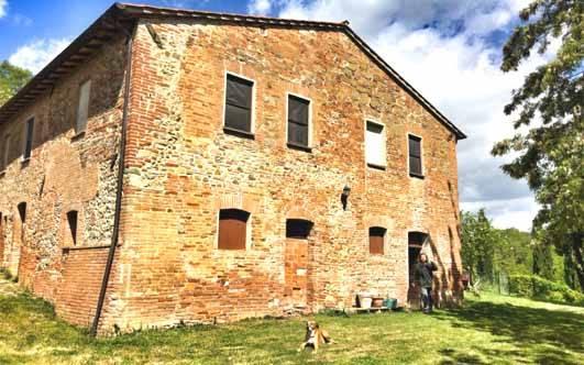Rustico / Casale in Vendita a Città della Pieve