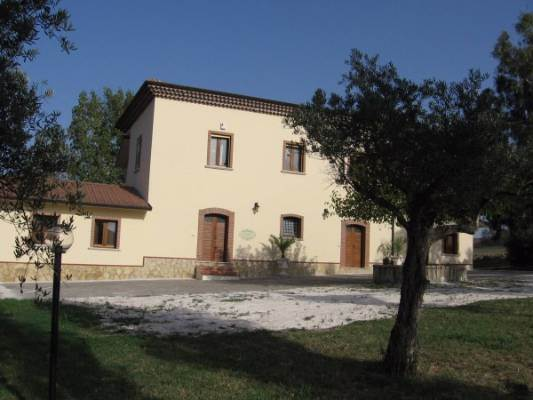 Villa a Benevento