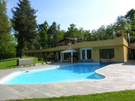 Villa-Villetta Vendita Agrate Conturbia