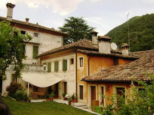 Villa-Villetta Vendita Cison Di Valmarino