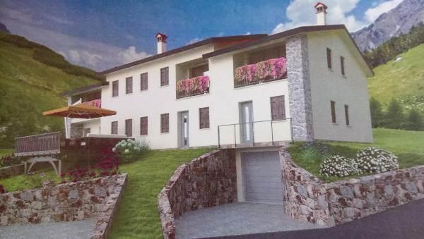 Appartamento in vendita a Cison di Valmarino, 3 locali, prezzo € 55.000   CambioCasa.it