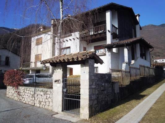 Villa Bifamiliare in affitto a Miane, 6 locali, prezzo € 450 | CambioCasa.it