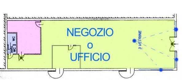 Negozio / Locale in vendita a Gravellona Toce, 3 locali, prezzo € 220.000 | CambioCasa.it