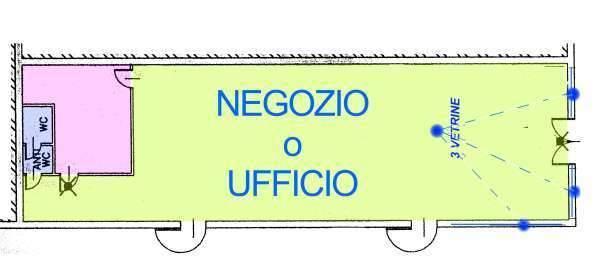 Negozio / Locale in vendita a Gravellona Toce, 9999 locali, prezzo € 215.000 | CambioCasa.it
