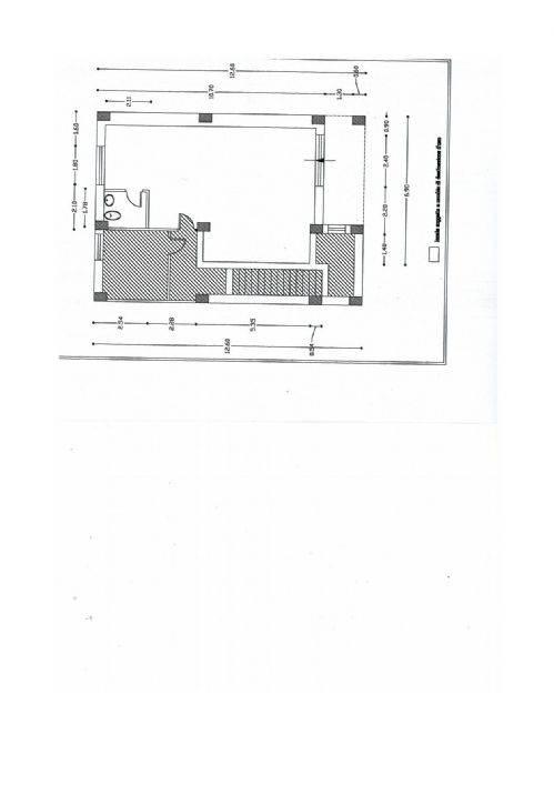 Capannone in affitto a Rovito, 1 locali, prezzo € 400 | CambioCasa.it