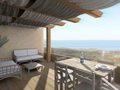 Appartamento in vendita a Zambrone, 3 locali, prezzo € 108.000   CambioCasa.it