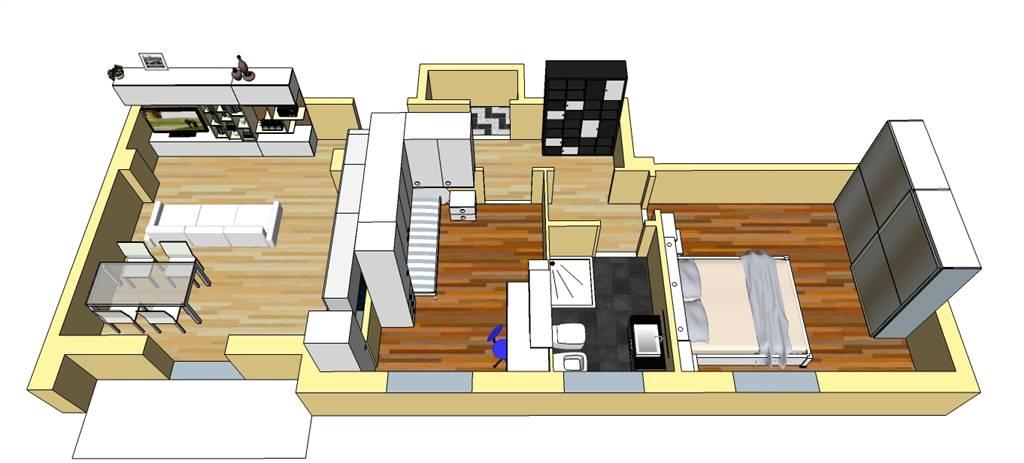Rif 8326RA66310 –  Appartamento a CASTELNUOVO MAGRA