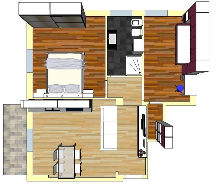 Rif 8326RA66310-3015 –  Appartamento a CASTELNUOVO MAGRA