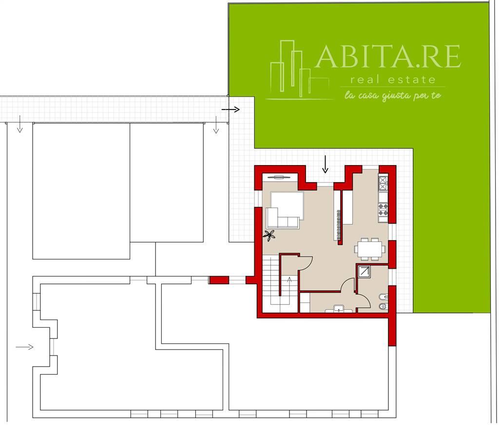 Villa a Schiera in vendita a Caldiero, 5 locali, zona Zona: località Strà, prezzo € 359.000 | CambioCasa.it