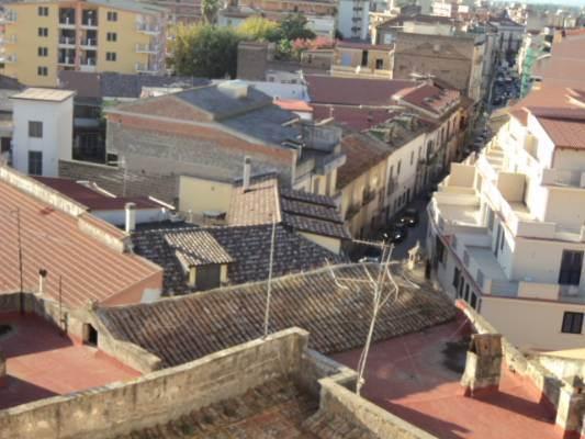 Attico mansarda santa maria capua vetere vendita 110 for Living arredamenti santa maria capua vetere