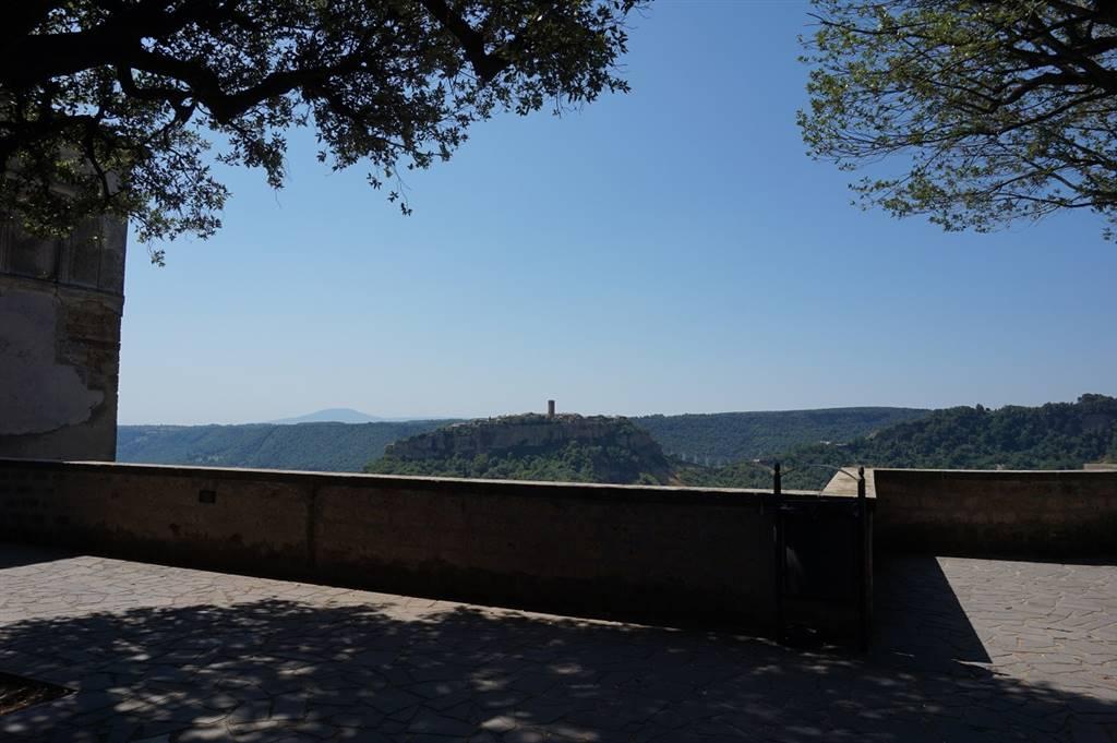 Vista su Civita