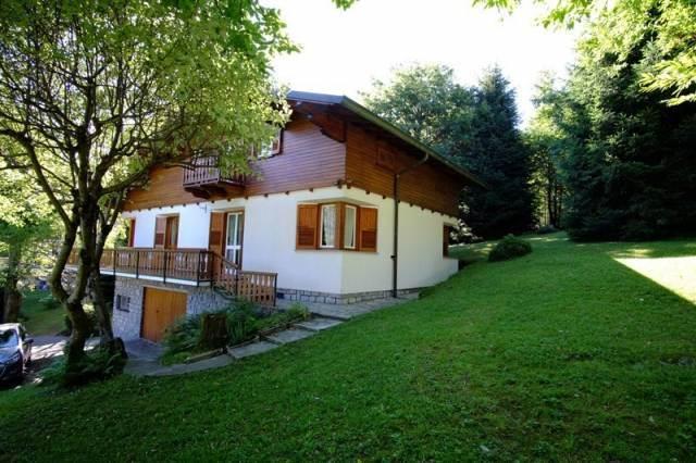 Villa-Villetta  in Vendita a Cremeno