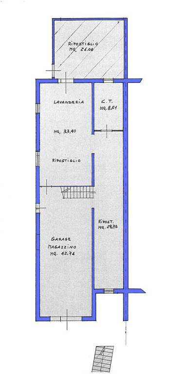 vendita immobile rif. 706 - SAN MAURO PASCOLI
