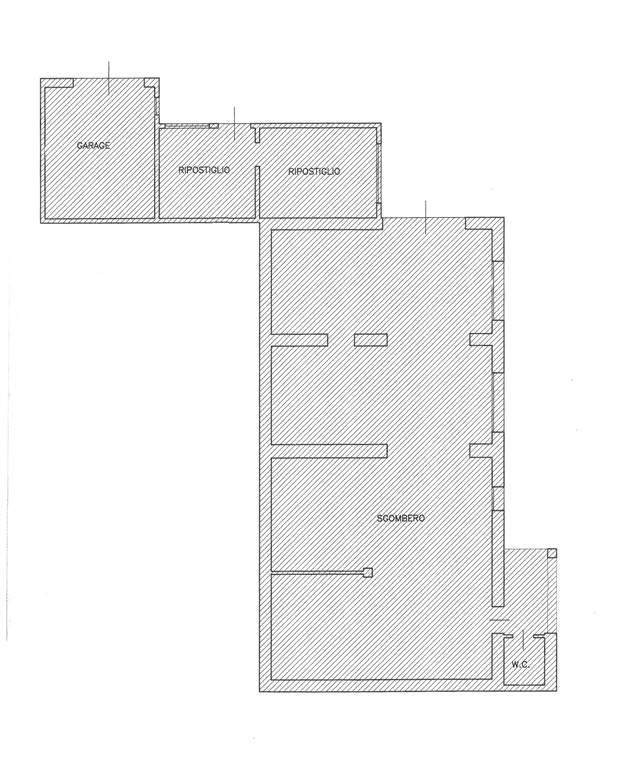 vendita immobile rif. 906 - SAVIGNANO SUL RUBICONE