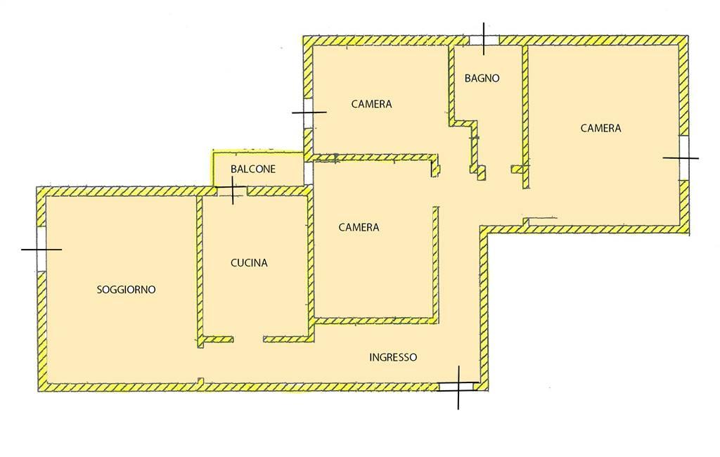 vendita immobile rif. 965 - SAN MAURO PASCOLI