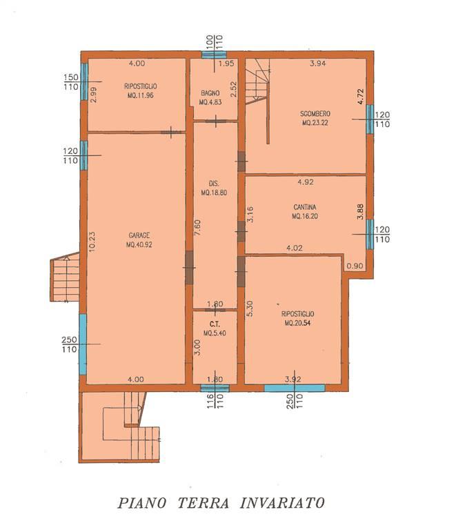 vendita immobile rif. 1031 - SAN MAURO PASCOLI