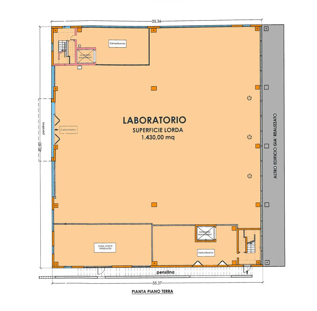 vendita immobile rif. 1081 - SAN MAURO PASCOLI