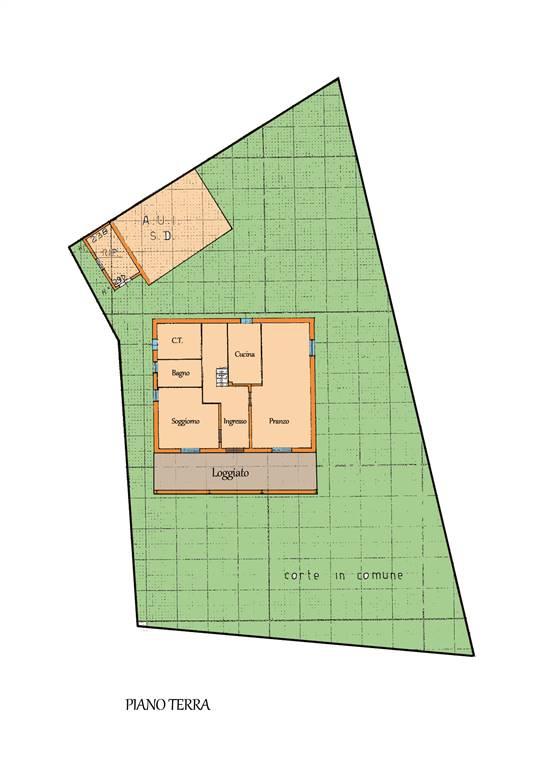 vendita immobile rif. 1100 - SAN MAURO PASCOLI