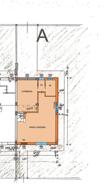 vendita immobile rif. 1104 - SAN MAURO PASCOLI