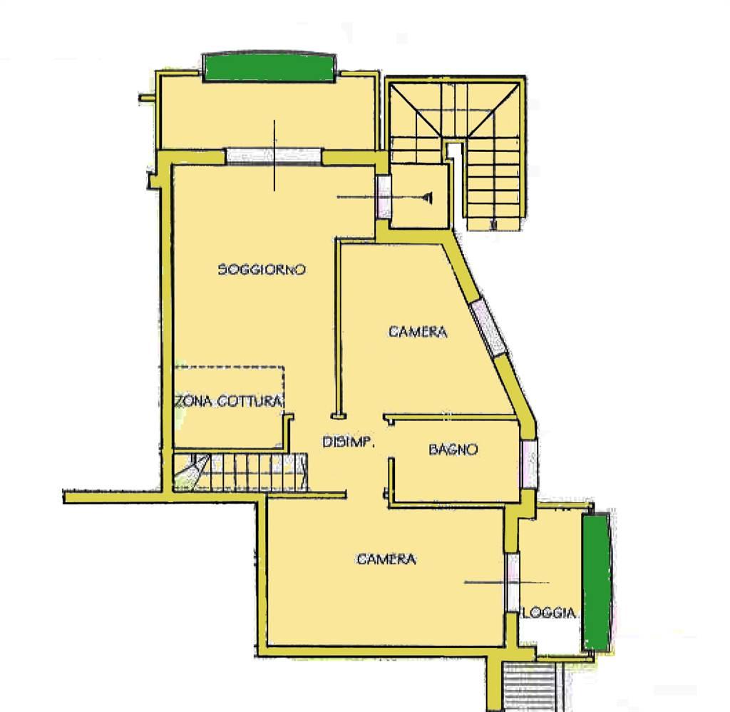 vendita immobile rif. 1117 - SAN MAURO PASCOLI