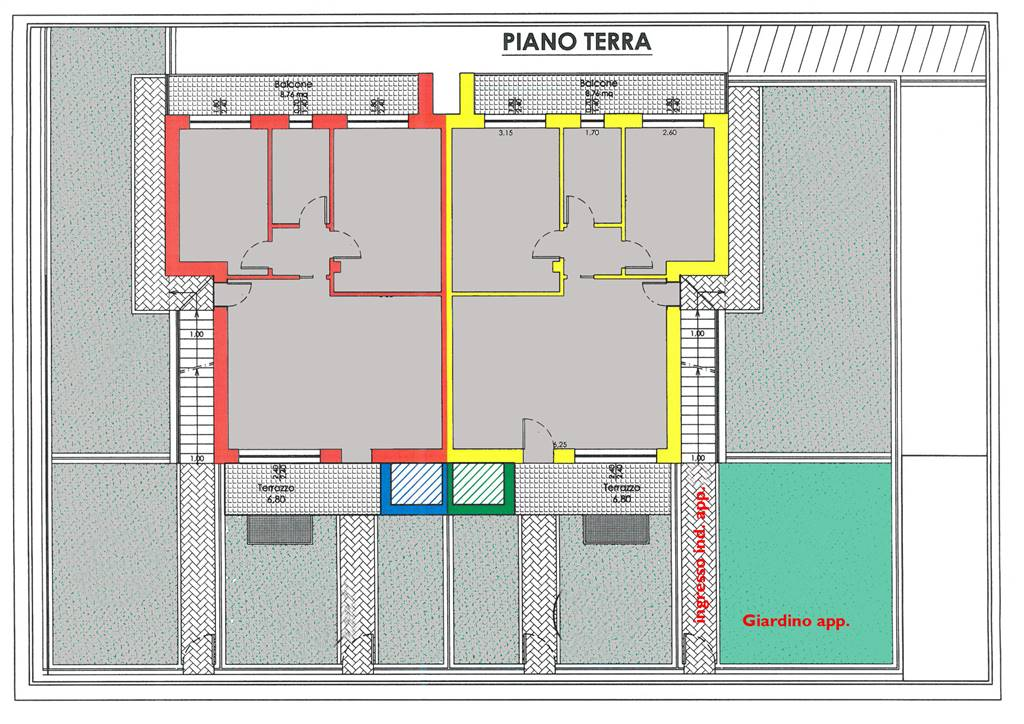 vendita immobile rif. 1129 - SAN MAURO PASCOLI