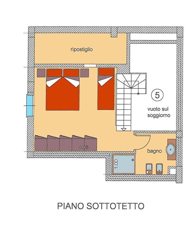 vendita immobile rif. 1131 - SAN MAURO PASCOLI