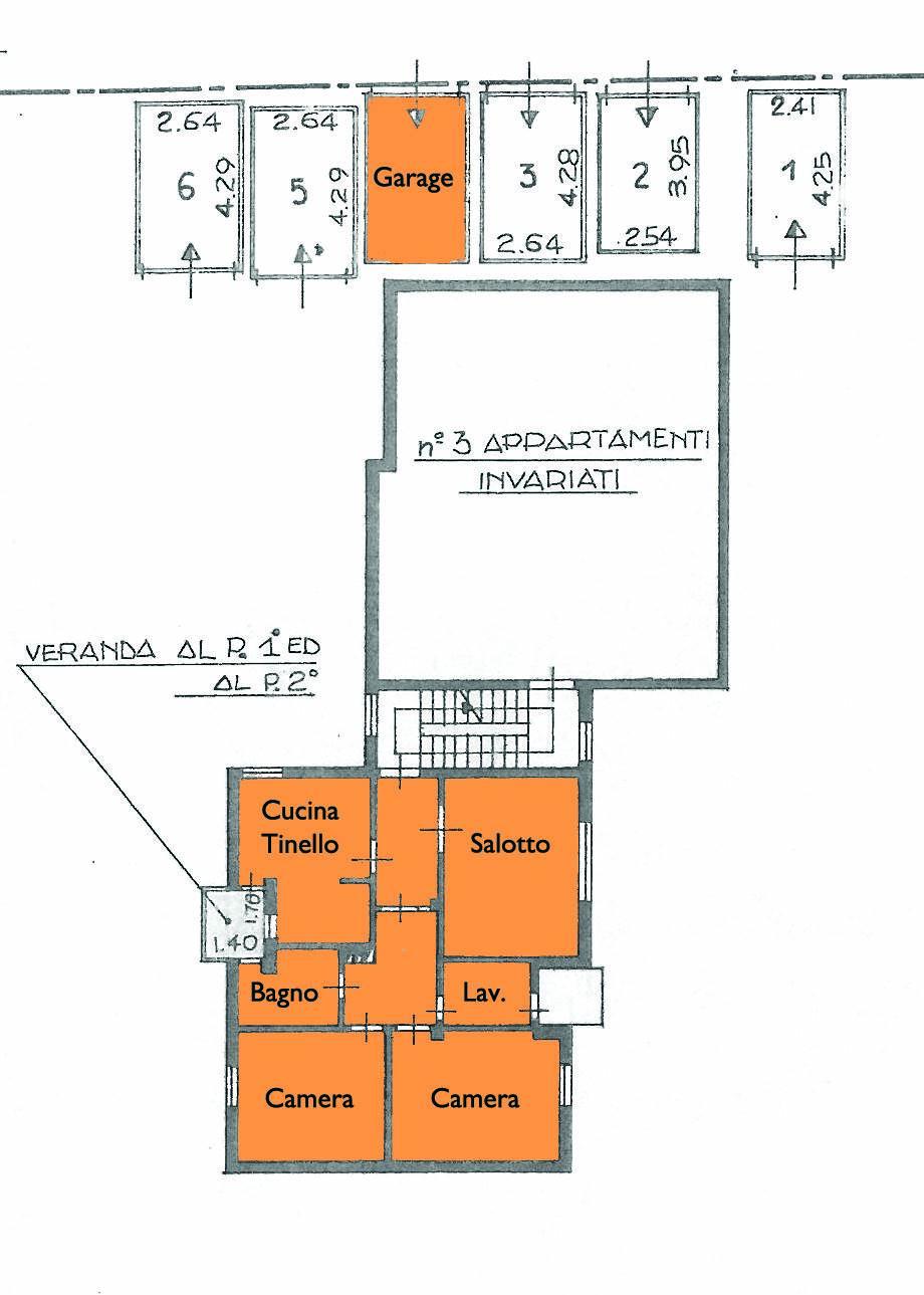 vendita immobile rif. 1163 - SAN MAURO PASCOLI