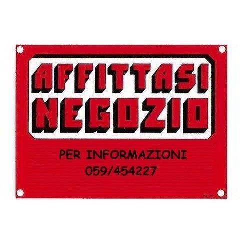 Attività commerciale Bilocale in Affitto a Modena