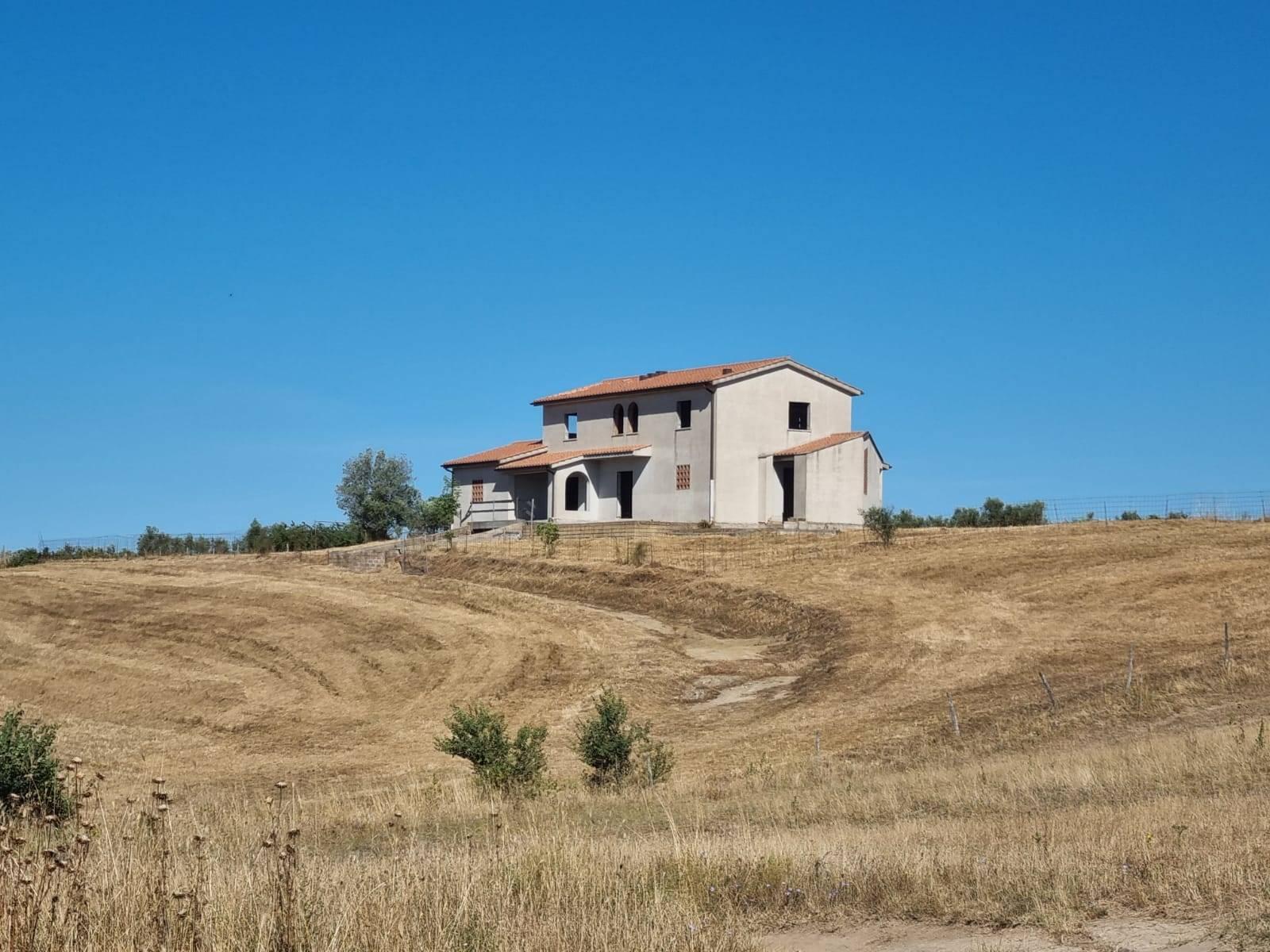 Casale di pregio Farnese