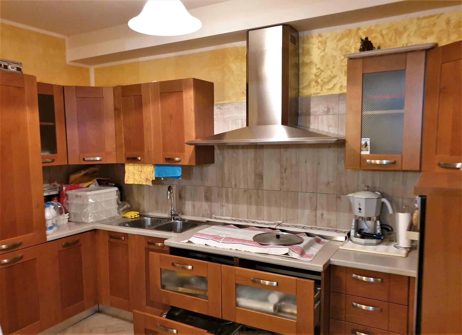 cucina in taverna