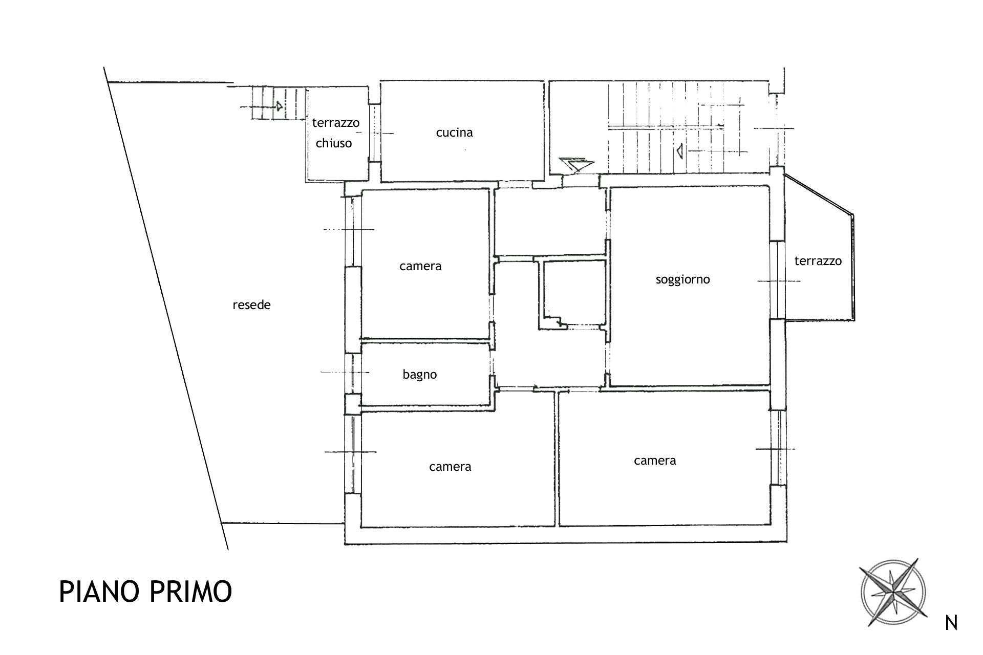 plan appartamento