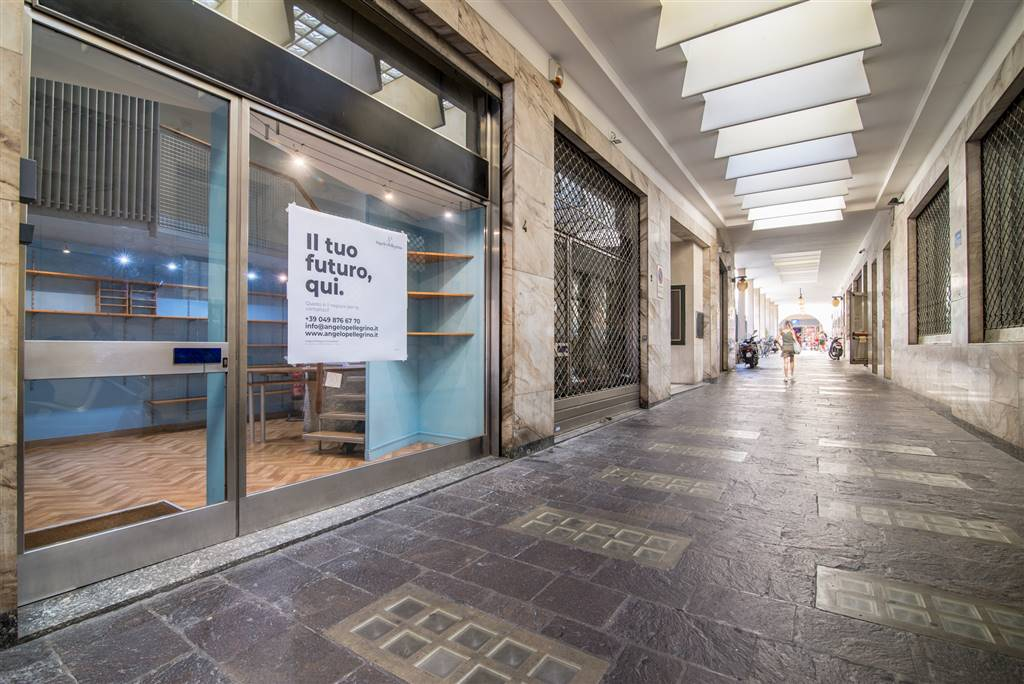 negozio  in Affitto a Padova