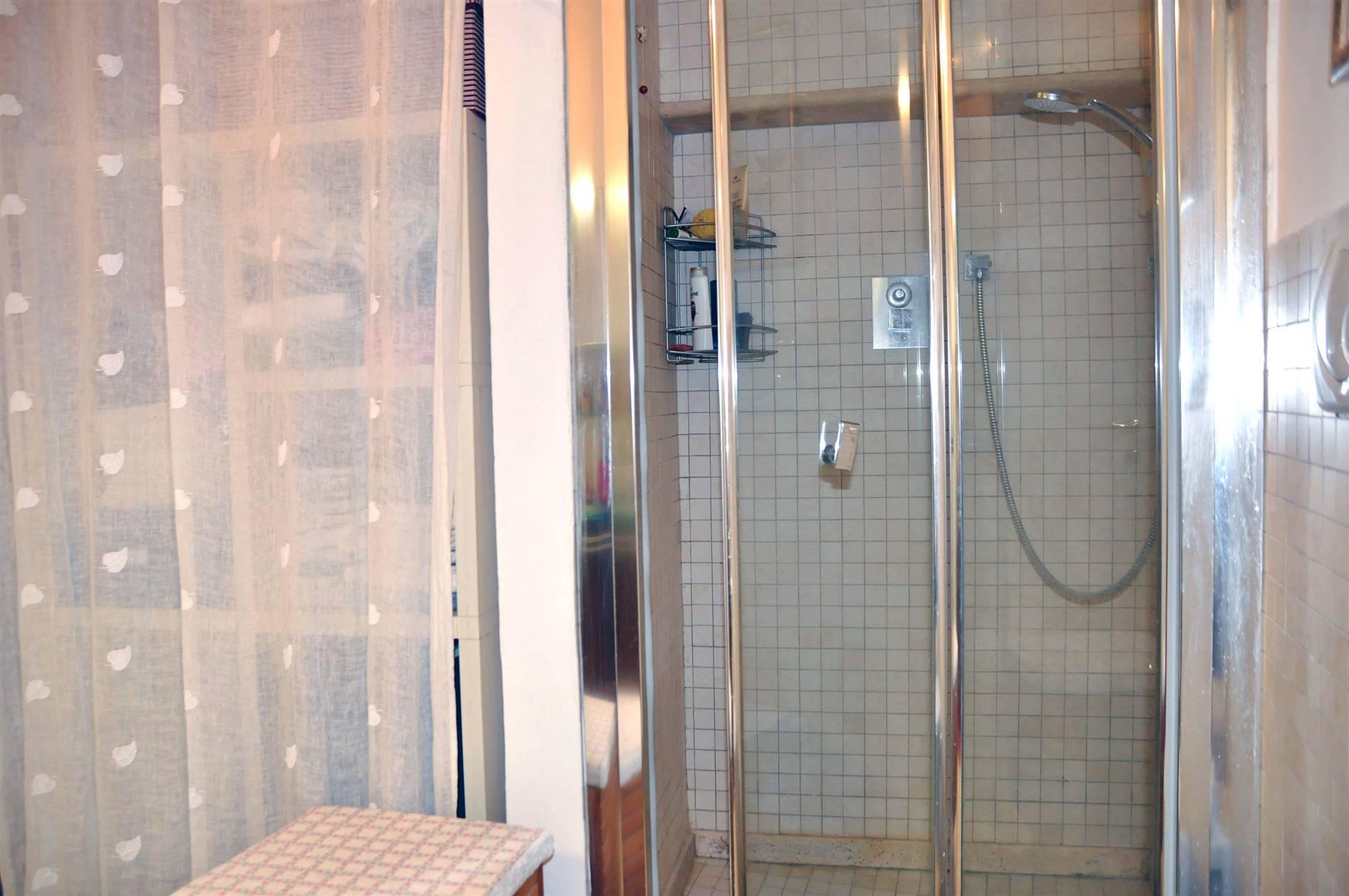 bagno principale- doccia e ripostiglio