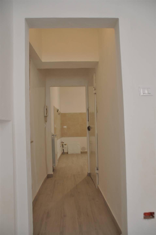 corridoio d'ingresso -vista angolo cottura