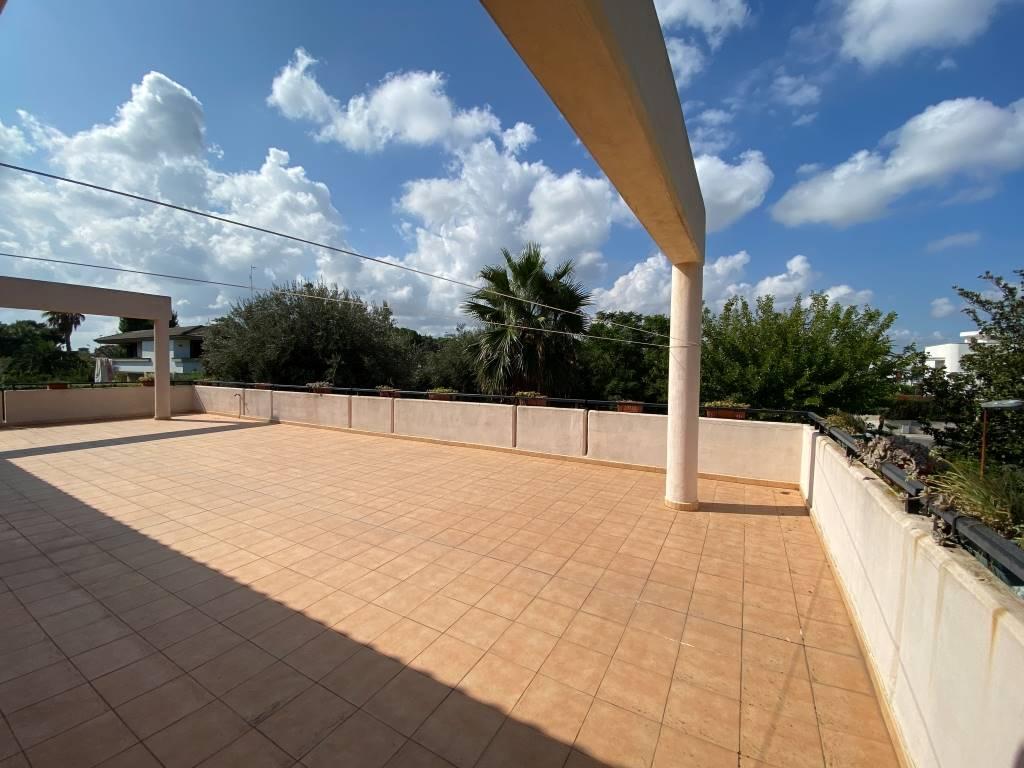 terrazzo villa castelletti re