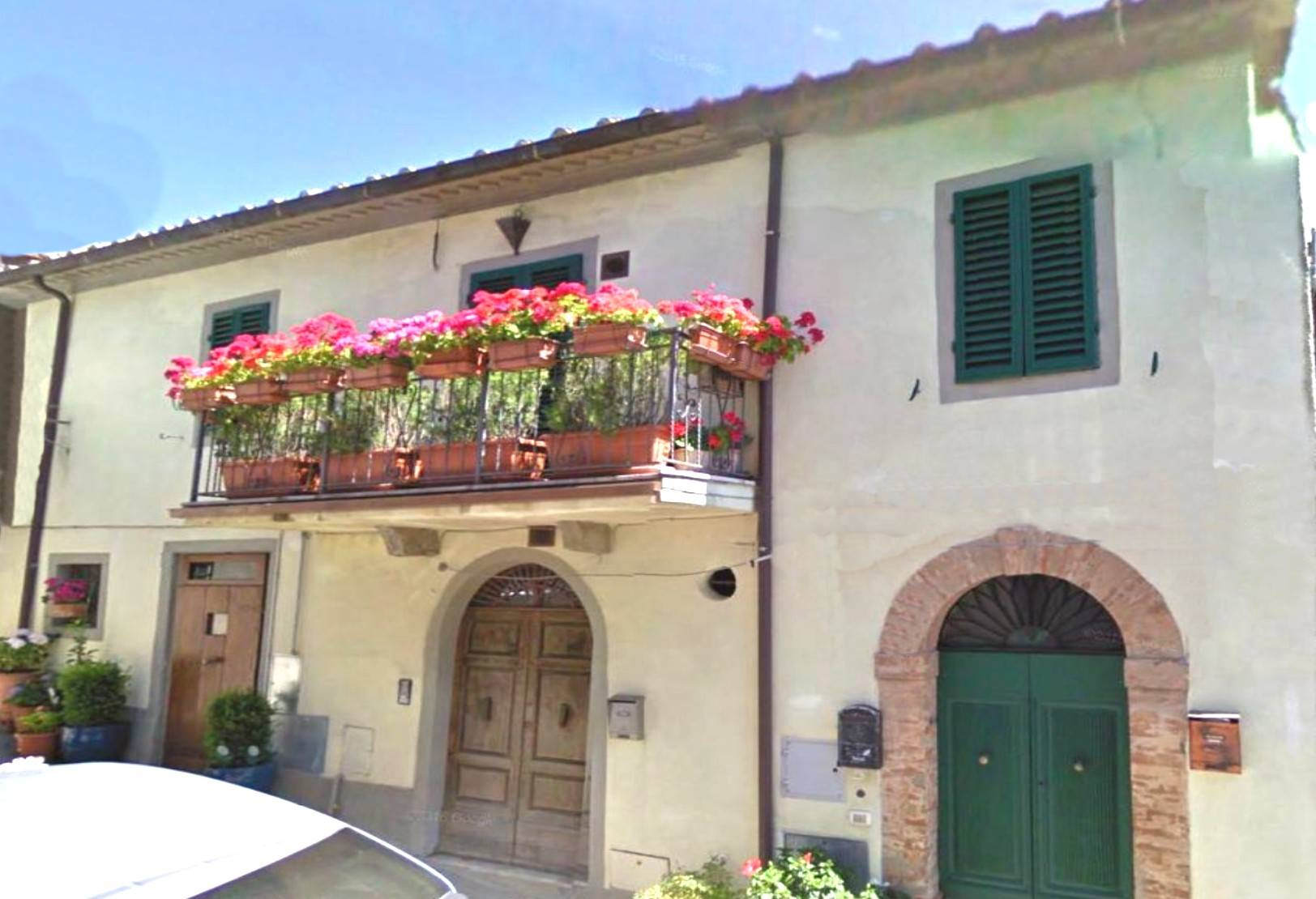 SCANSANO, Apartment for rent of 61 Sq. mt., Restored, Heating Individual heating system, Energetic class: G, Epi: 175 kwh/m2 year, placed at 1° on 1,