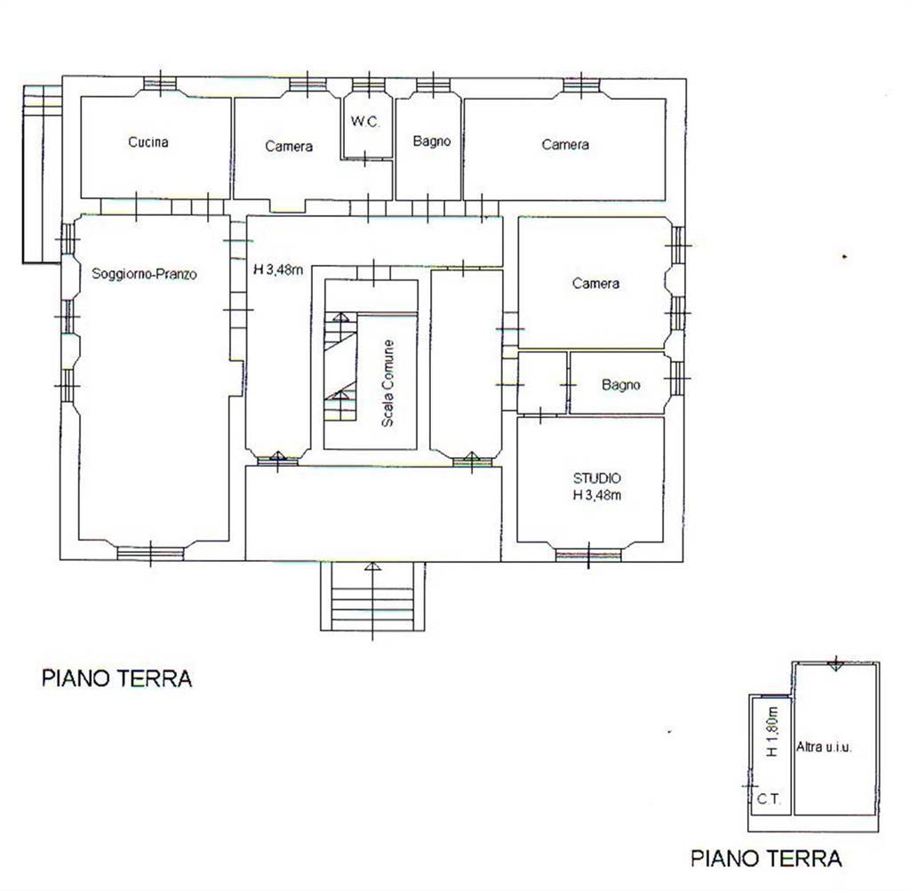 Villa in Via Buozzi, Via Buozzi, Grosseto
