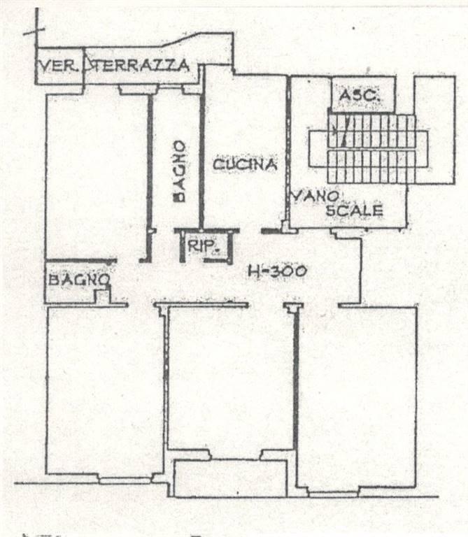 Appartamento in Via Dello Statuto, Porta a Prato, San Iacopino, Statuto, Fortezza, Firenze